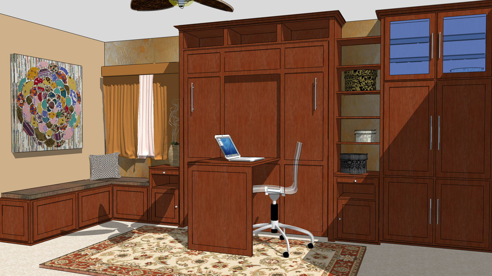 Inspiration murphy beds of san diego for Murphy bed san diego ca