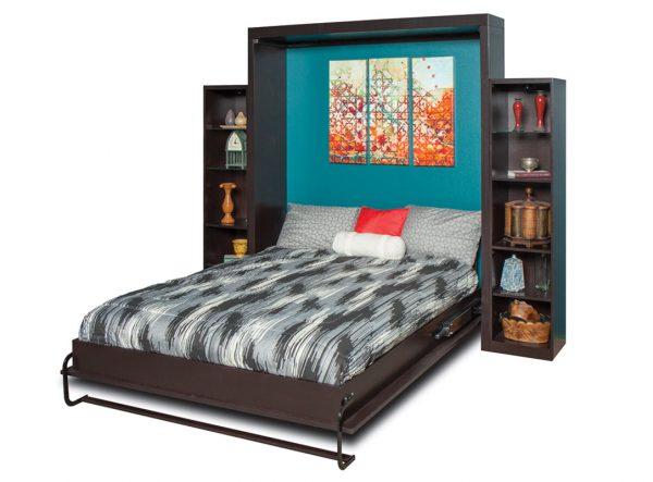 open Encore wall bed