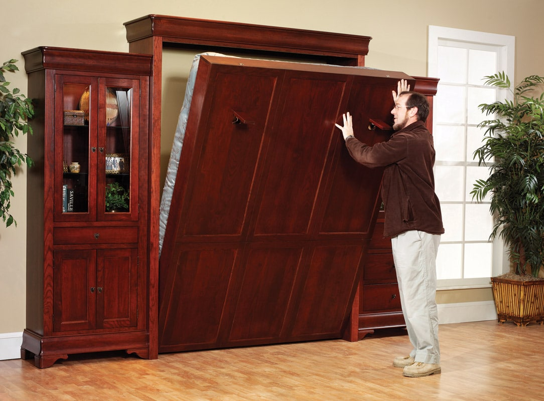 Hampton Wall Bed Murphy Beds Of San Diego