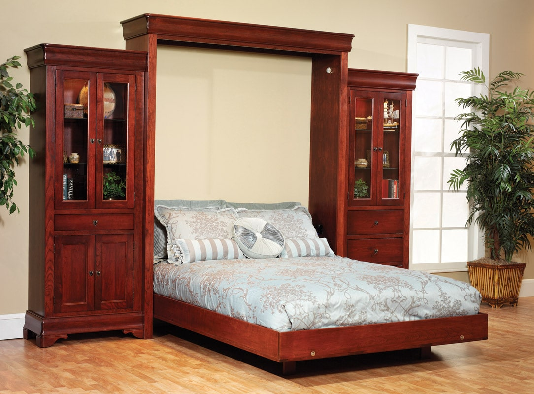 How to select your perfect wall bed murphy beds of san diego for Murphy bed san diego ca