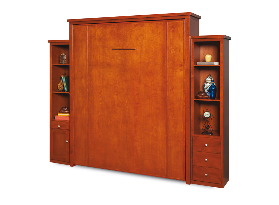 Plaza Wall Bed Murphy Beds Of San Diego