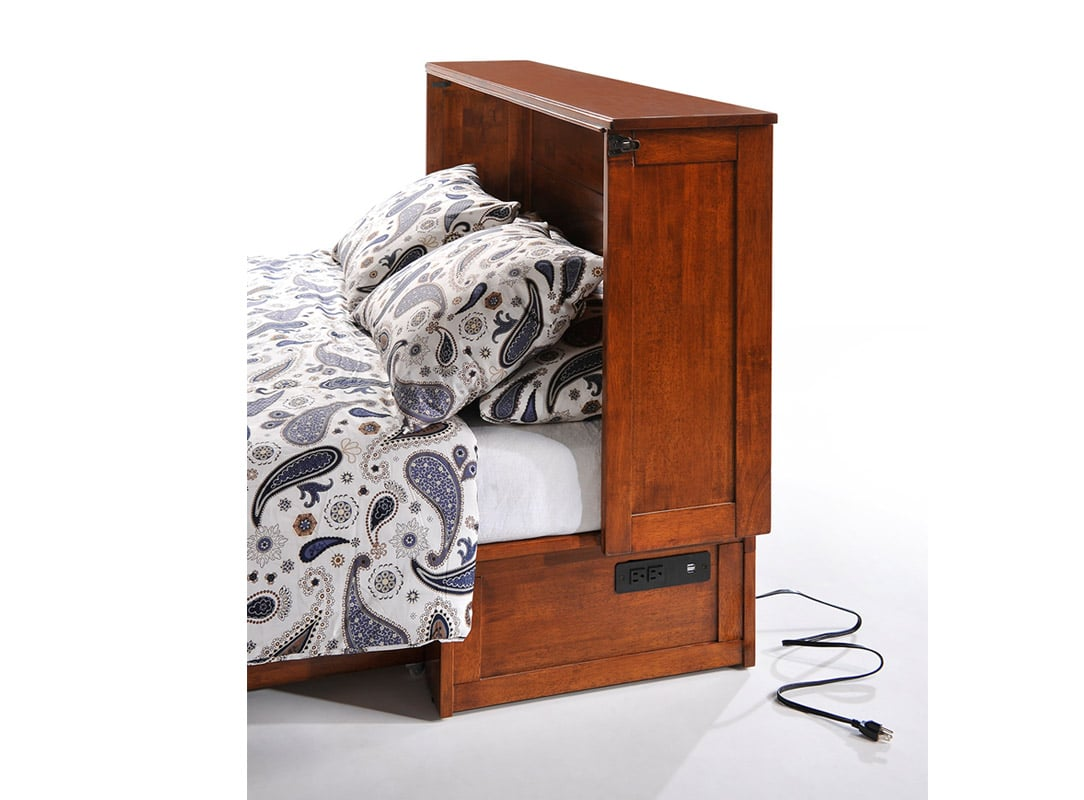Clover Cabinet Bed Small And Eco Friendly By Design