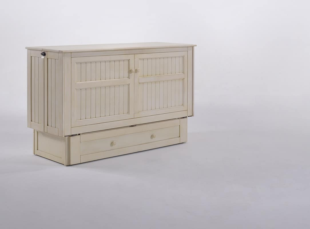 Daisy Murphy Cabinet Bed - Murphy Beds of San Diego