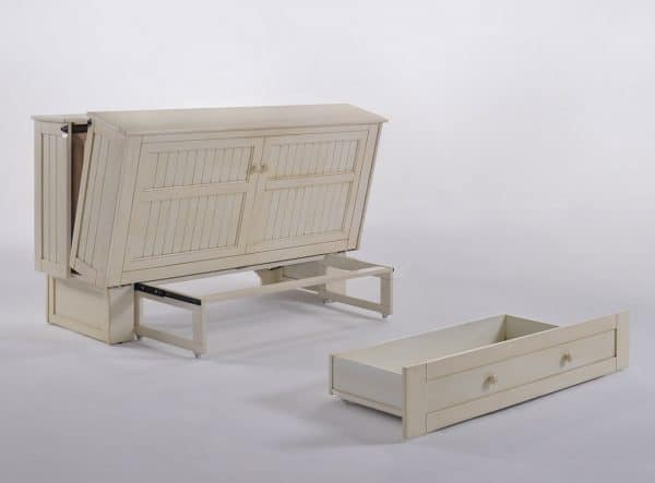 Small Space Design Tips Including Versatile Cabinet Beds