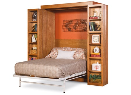 Custom murphy wall beds in as little as 3 weeks murphy for Murphy bed san diego ca