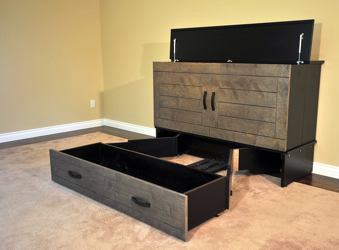 Metro Cabinet Bed Murphy Beds Of San Diego