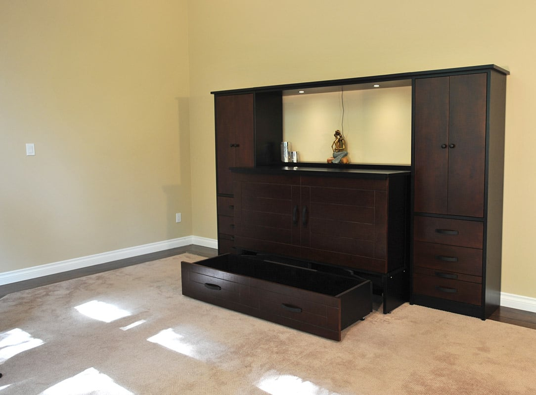 Metro wall unit and cabinet bed murphy beds of san diego metro wall unit and cabinet bed amipublicfo Image collections