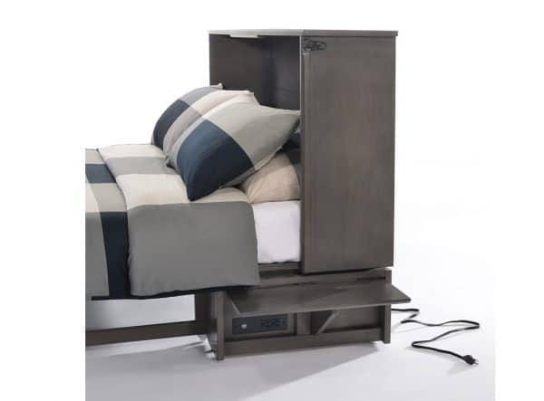 sagebrush cabinet bed