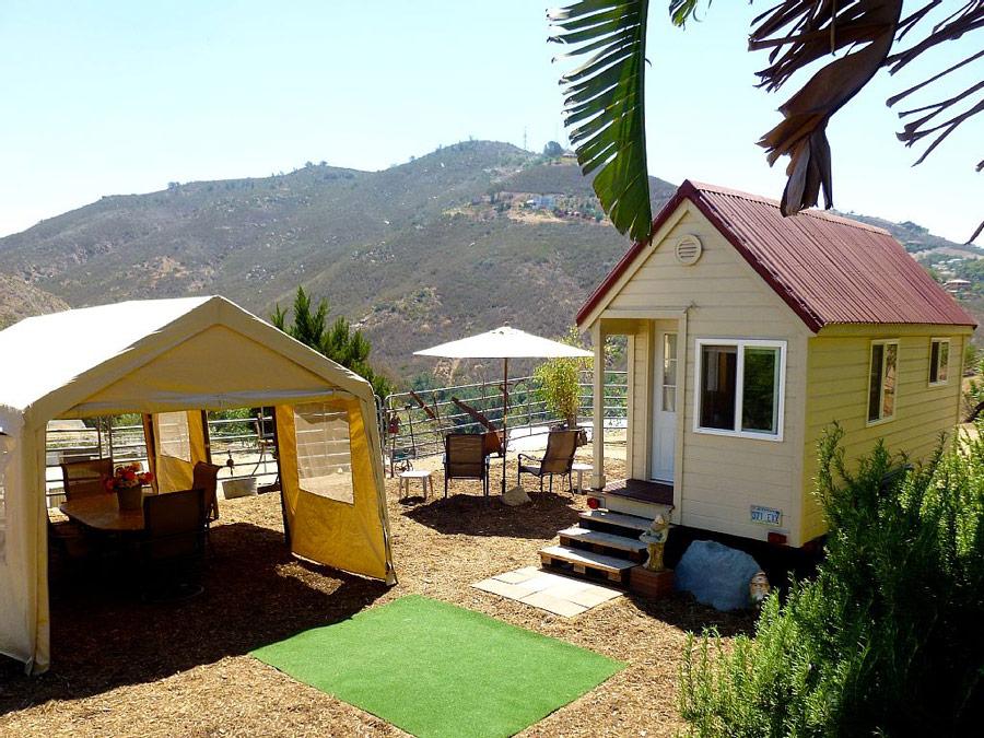 tiny house San Diego