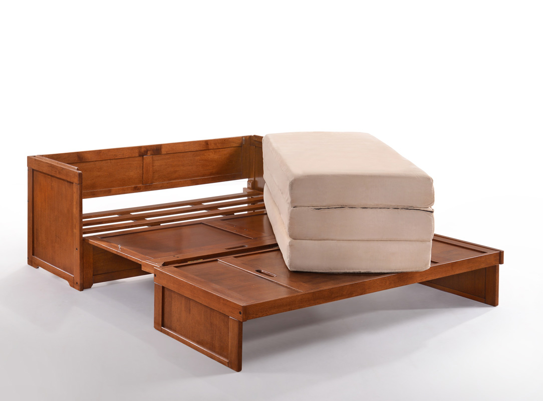 Murphy Cube cabinet bed